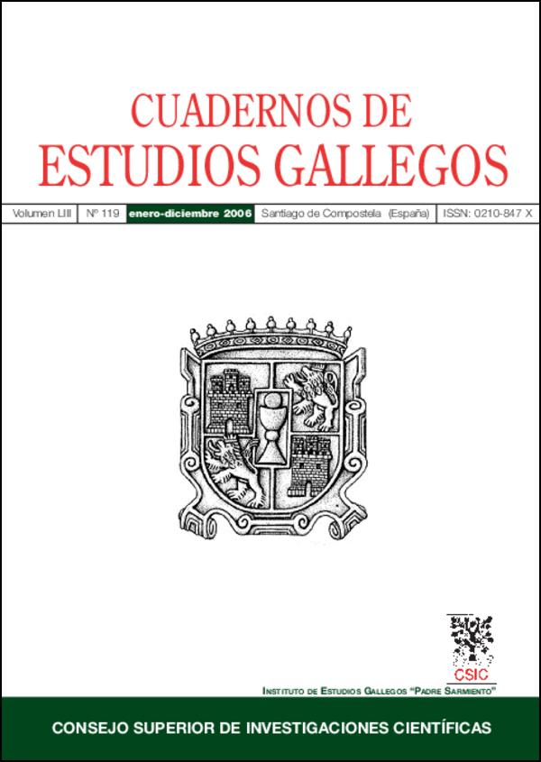 Ver Vol. 53 Núm. 119 (2006)