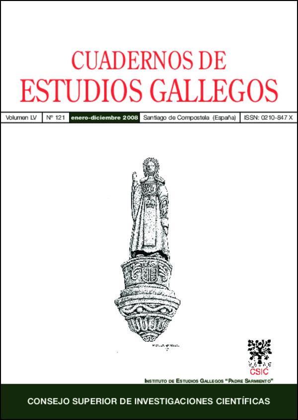Ver Vol. 55 Núm. 121 (2008)