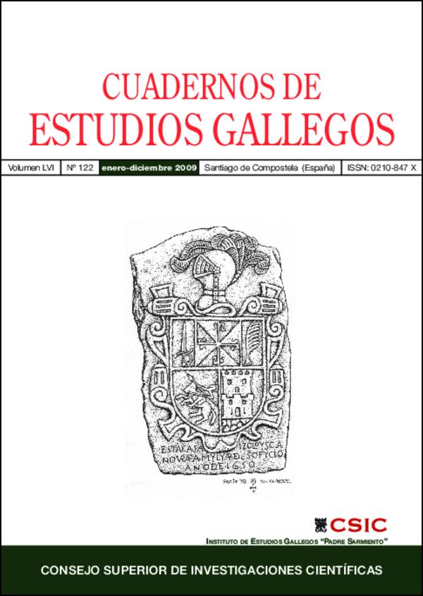 Ver Vol. 56 Núm. 122 (2009)
