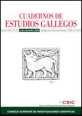 Portada de Cuadernos de Estudios Gallegos